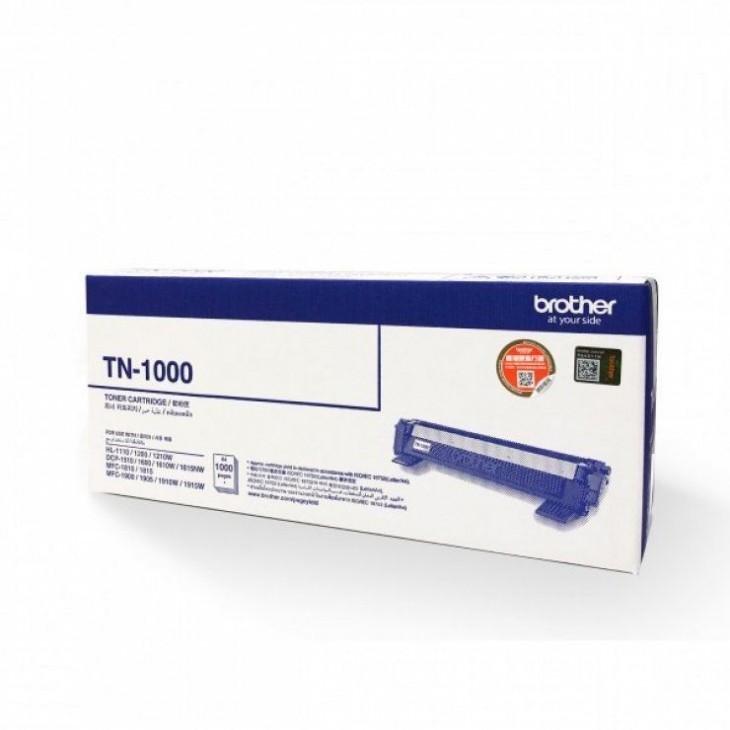 TN1000 原裝黑色碳粉