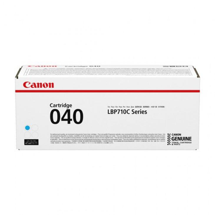 Cartridge 040C 原裝藍色碳粉