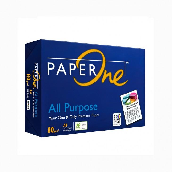 Paperone 80gsm A4 紙 (5 reams/box)