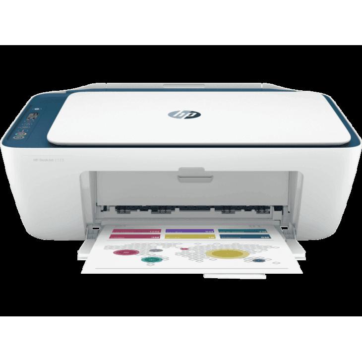 HP DeskJet 2723 三合一噴墨打印機